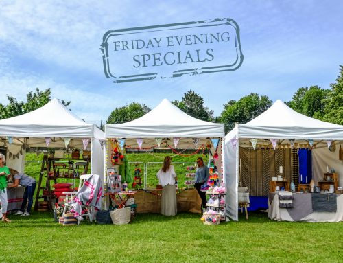 FIZZ, POP AND SHOP! on FRIDAY EVENING at the HUMBLE COUNTRY FAYRE, 18 June